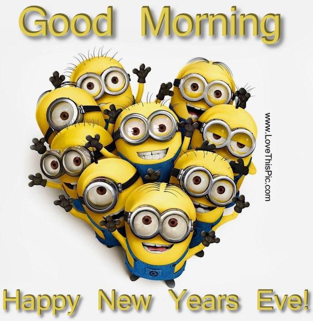 good morning happy new years eve wg16259