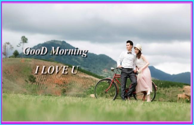 Good Morning I Love You: Good Morning