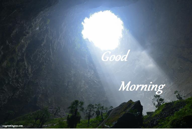 Good Morning  Light Image