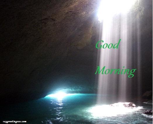 Good Morning - Light Picture-wg16196