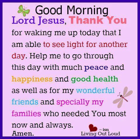 Good Morning - Lord Jesus-wg140266