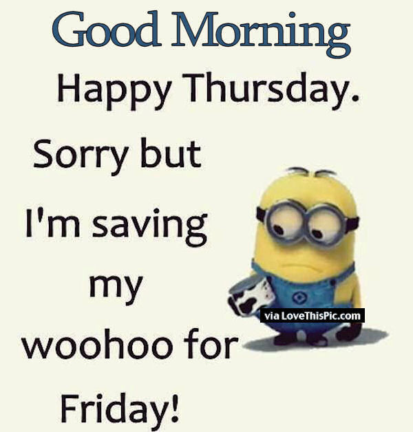 Naughty Good Morning Meme : Good morning wishes on thursday pictures images page