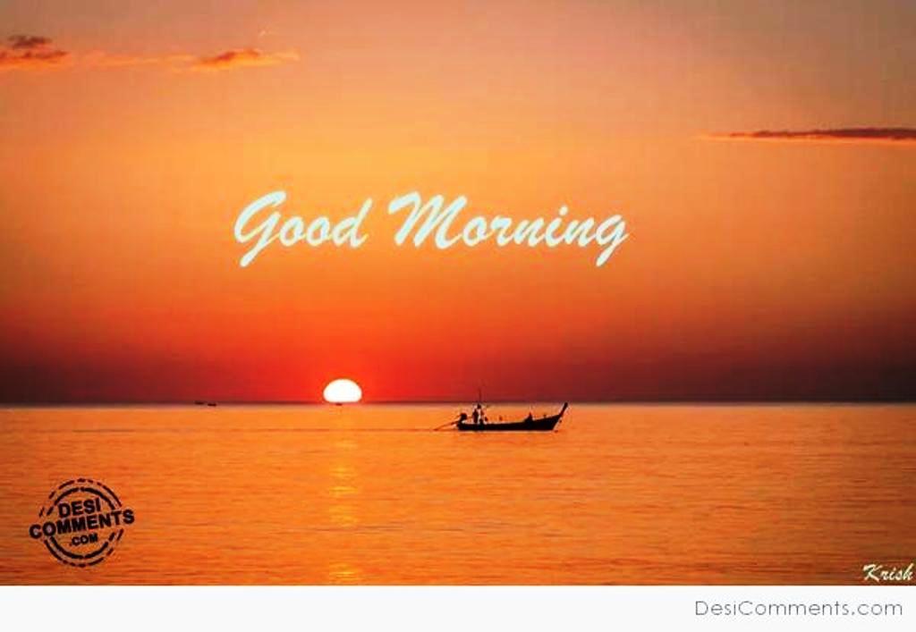 Good Morning – Sun