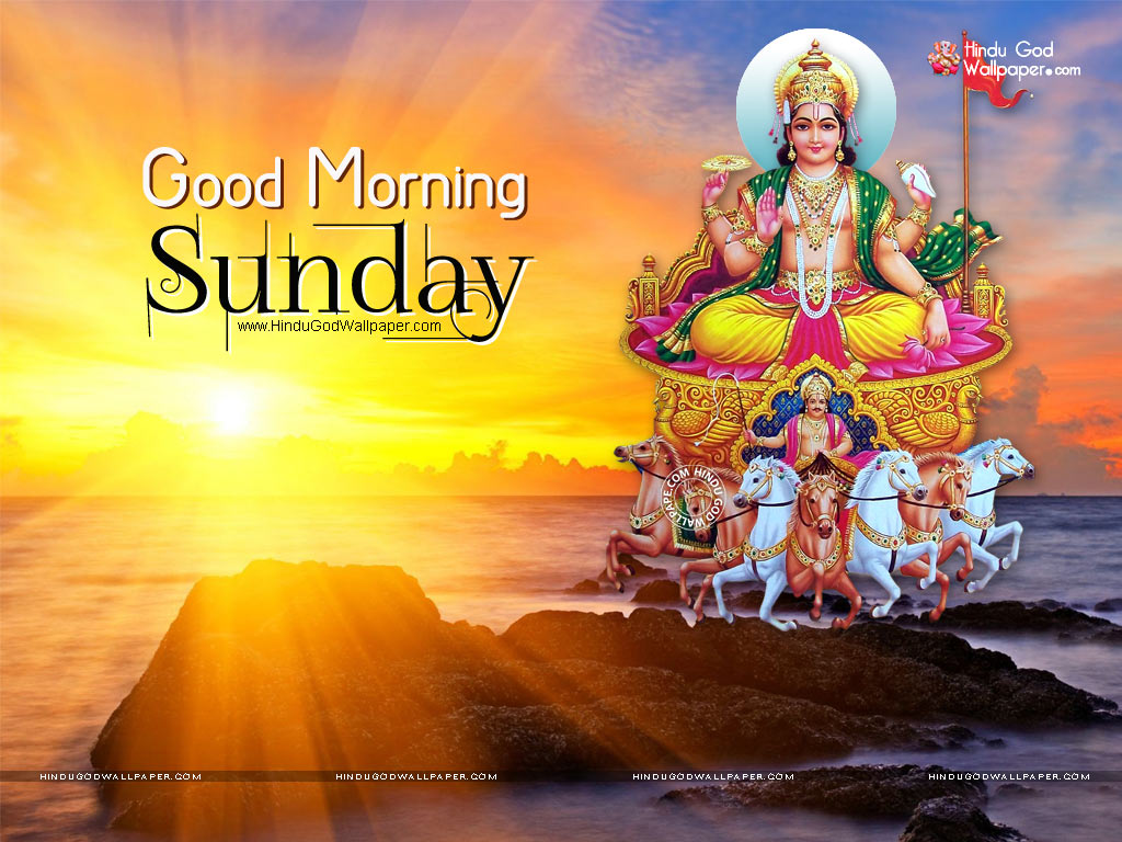 Good Morning Sunday God Photos : Good morning wishes for hindus pictures images page