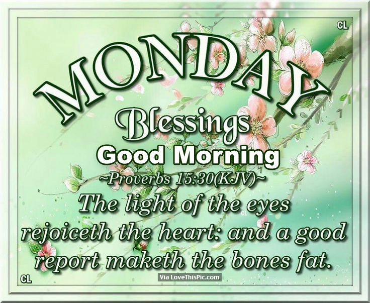 Good Morning Wishes On Monday Pictures Images Page 4
