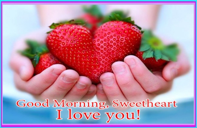 Good Morning Sweetheart: Good Morning Wishes For Sweetheart Pictures, Images