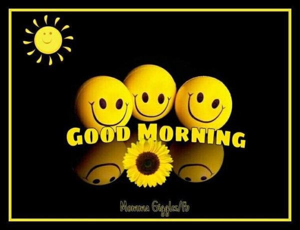 Good Morning Wishes With Smiley Pictures, Images