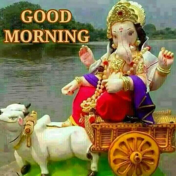 Good Morning-Jai Ganeshaye Namah