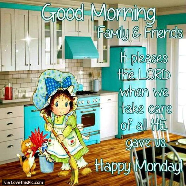 Good Morning Family Pictures : Good morning wishes for friend pictures images page