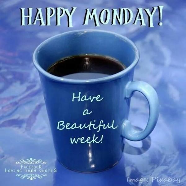 Happy Monday  - Good Morning-wg11412