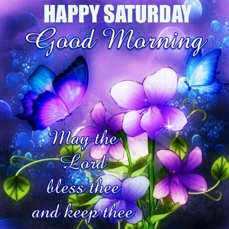 Good Morning Saturday Purple : Good morning wishes on saturday pictures images page