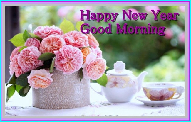 First Good Morning Of New Year Pictures Images