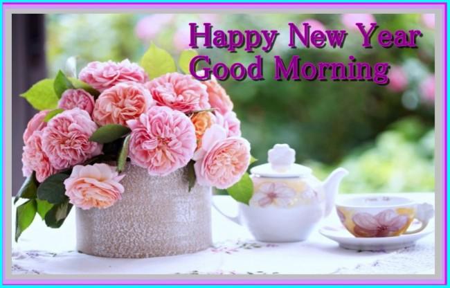 happy new year good morning wg16311