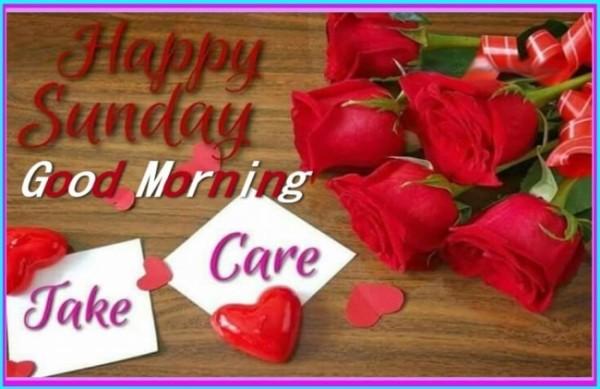 Happy Sunday Morning- Take Care-wg16316