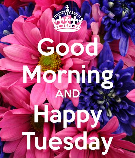 Marvelous Happy Tuesday Wg16325