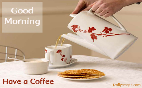 Have A Coffee   Good Morning ! Wg140358