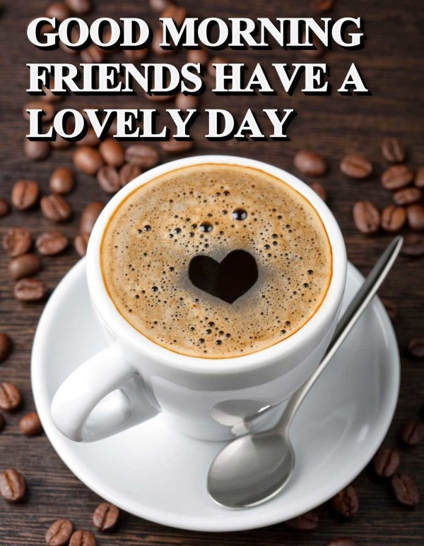 Have A Lovely Day Friends-wg16367