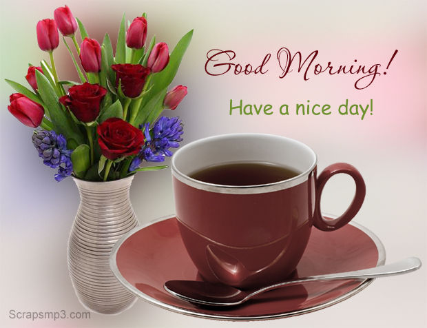 Good Morning Wishes With Tea Pictures Images Page 12