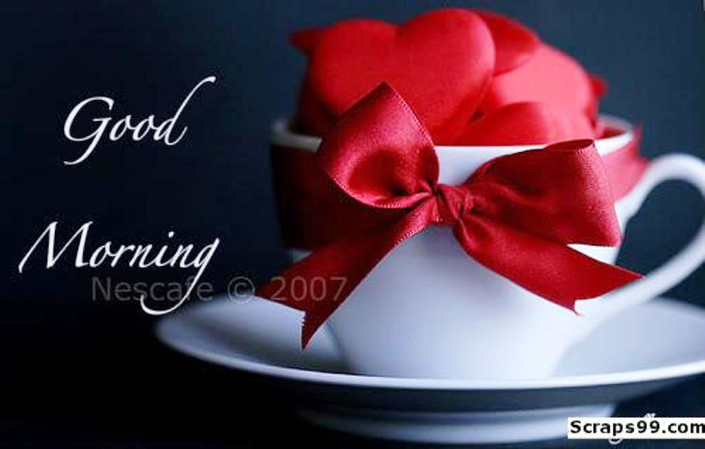 Good Morning Amore Mio : Good morning wishes with heart pictures images page