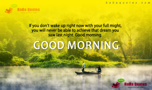 Good Morning Vietnam If You Do : Good morning quotes pictures images page