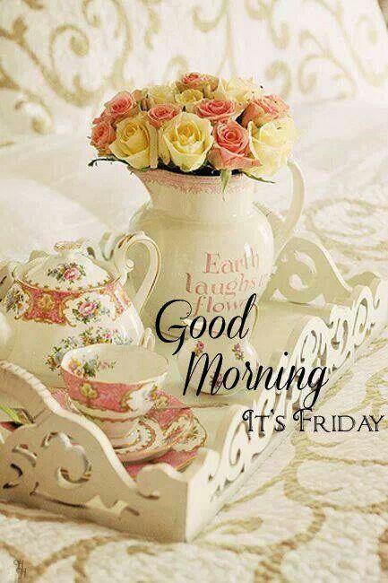 It Friday - Good Morning