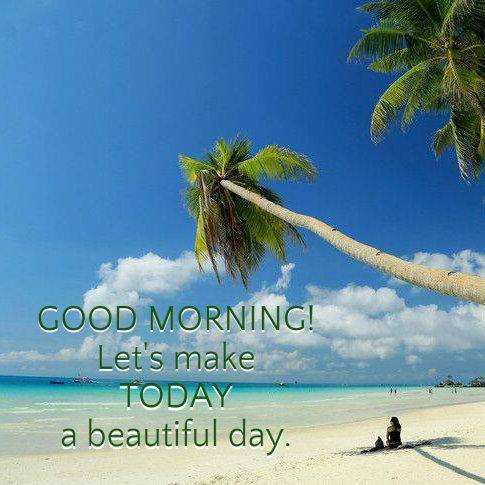 Lets Make Today A Beautiful Day-wg16463