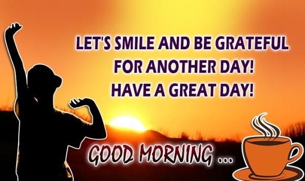 Lets Smile And Be Greatful-wg16464