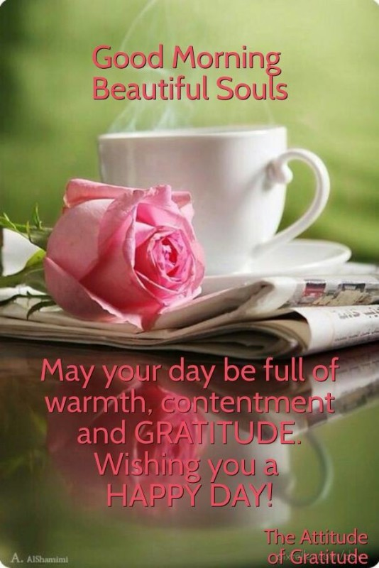 May Your Day Be Full Of Warmth-wg16502