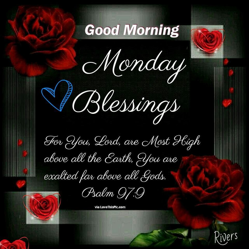 Good Morning Wishes On Monday Pictures, Images