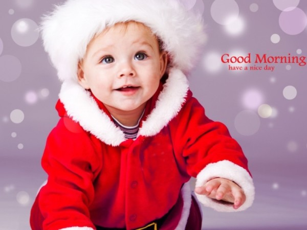 Morning - Santa Baby-wg16551