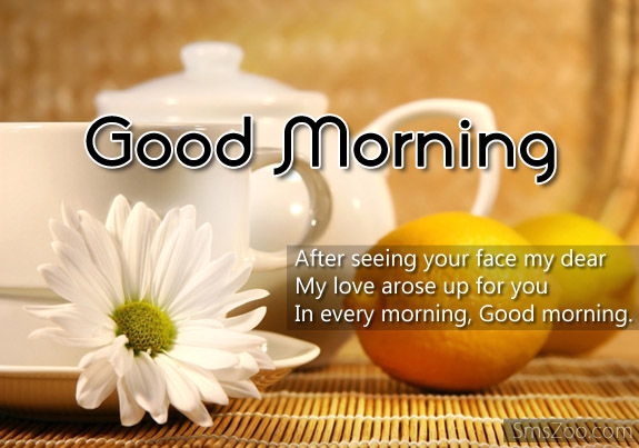 My Love Arose Up – Good Morning