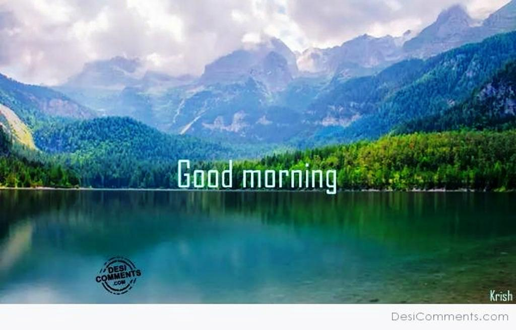 Good Morning Nature Image : Good morning wishes pictures images page
