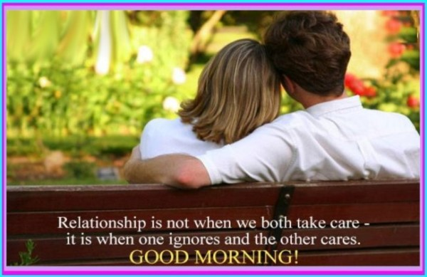 Relationship Is Not When We Both Take Care-wg140757