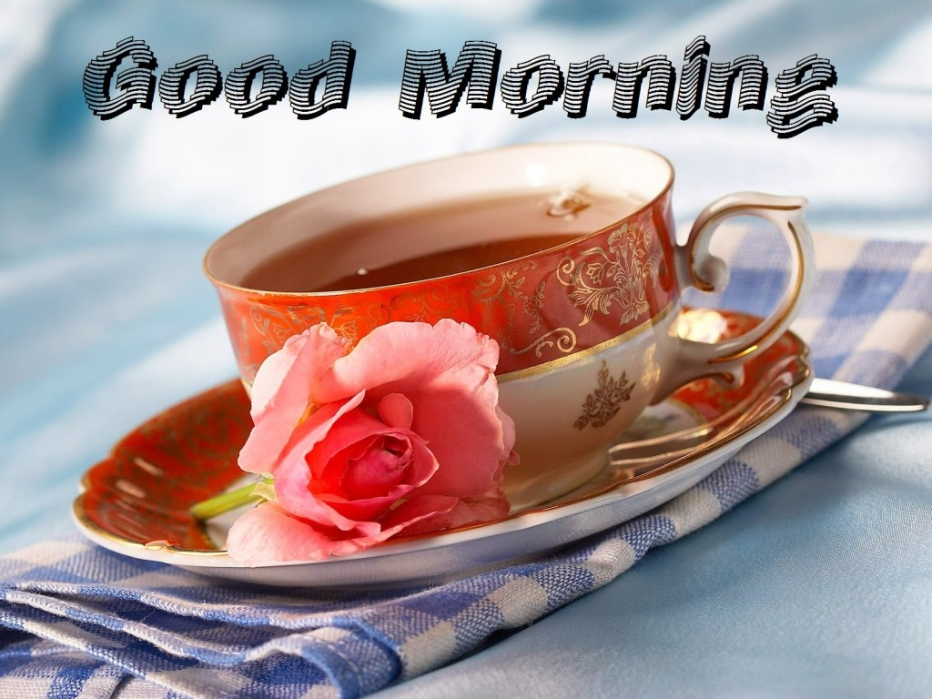 Good Morning Wishes With Tea Pictures Images Page 3