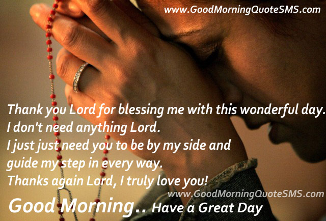 Good morning wishes with prayer pictures images thank you lord for blessing me wg140836 publicscrutiny Gallery