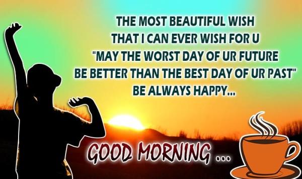 The Most Beautiful Wish-wg16750